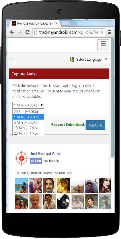 Free Remote Call Recorder For Android
